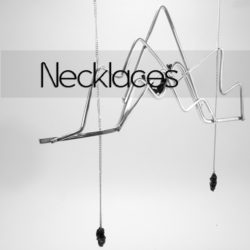 Necklaces / Colliers / Collares