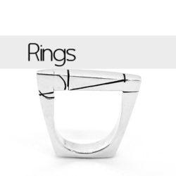 Rings / Bagues / Anillos